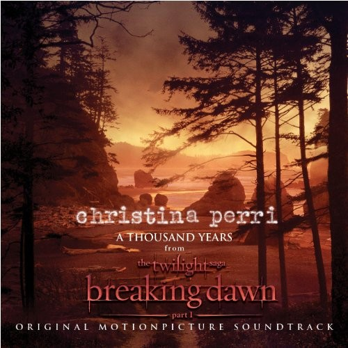 Download or print Christina Perri A Thousand Years Sheet Music Printable PDF 2-page score for Rock / arranged Lead Sheet / Fake Book SKU: 174947.