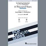 Download or print Christina Perri A Thousand Years (arr. Mac Huff) Sheet Music Printable PDF 14-page score for Pop / arranged SAB Choir SKU: 178138.
