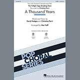 Download or print Christina Perri A Thousand Years (arr. Mac Huff) - Bass Sheet Music Printable PDF 2-page score for Pop / arranged Choir Instrumental Pak SKU: 360608.