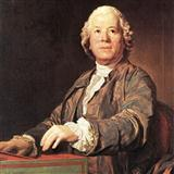 Download Christoph Willibald von Gluck 'Dance Of The Blessed Spirits (from Orfeo ed Euridice)' Printable PDF 1-page score for Classical / arranged Piano Solo SKU: 22130.