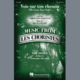 Download Christophe Barratier and Bruno Coulais 'Vois sur ton chemin (See Upon Your Path) (from Les Choristes)' Printable PDF 9-page score for French / arranged 2-Part Choir SKU: 450088.