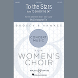 Download or print Christopher Tin To The Stars (from To Shiver The Sky) Sheet Music Printable PDF 20-page score for Festival / arranged 3-Part Treble Choir SKU: 466493.