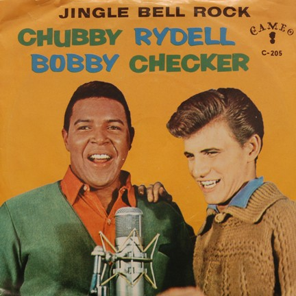 Download Chubby Checker 'Jingle Bell Rock' Printable PDF 7-page score for Christmas / arranged 2-Part Choir SKU: 39485.