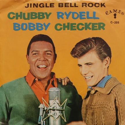 Download Chubby Checker 'Jingle Bell Rock (arr. Berty Rice)' Printable PDF 8-page score for Christmas / arranged SATB Choir SKU: 39504.