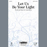 Download Cindy Berry 'Let Us Be Your Light - Cello' Printable PDF 2-page score for Concert / arranged Choir Instrumental Pak SKU: 284384.