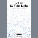 Download Cindy Berry 'Let Us Be Your Light - Full Score' Printable PDF 8-page score for Concert / arranged Choir Instrumental Pak SKU: 284369.