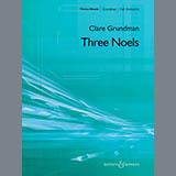 Download or print Clare Grundman Three Noels - Eb Alto Saxophone Sheet Music Printable PDF 2-page score for Christmas / arranged Full Orchestra SKU: 283521.
