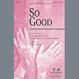 Download Cliff Duren 'So Good' Printable PDF 13-page score for Sacred / arranged SATB Choir SKU: 79990.