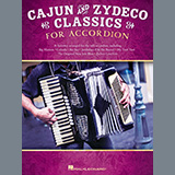 Download or print Clifton Chenier I'm Coming Home Sheet Music Printable PDF 5-page score for Cajun / arranged Accordion SKU: 450653.