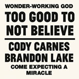 Download or print Cody Carnes Too Good To Not Believe (feat. Brandon Lake) Sheet Music Printable PDF 10-page score for Christian / arranged Piano, Vocal & Guitar (Right-Hand Melody) SKU: 488185.