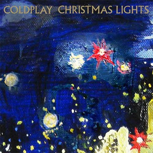 Download Coldplay 'Christmas Lights' Printable PDF 6-page score for Christmas / arranged E-Z Play Today SKU: 425784.