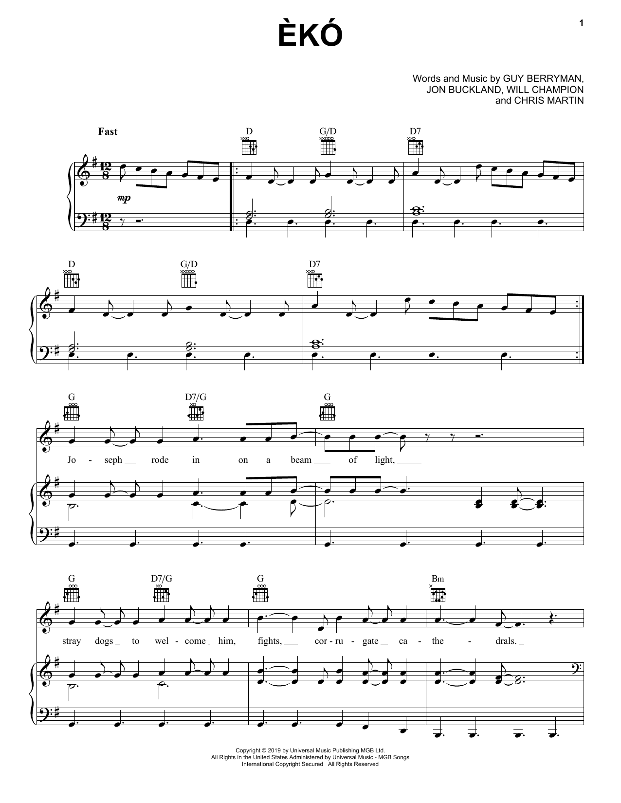 Guitar Tab Sheet Music Artist So Updated version Little Black Book of Coldplay
