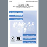 Download or print Deke Sharon Viva La Vida Sheet Music Printable PDF 17-page score for A Cappella / arranged SATB Choir SKU: 281550.