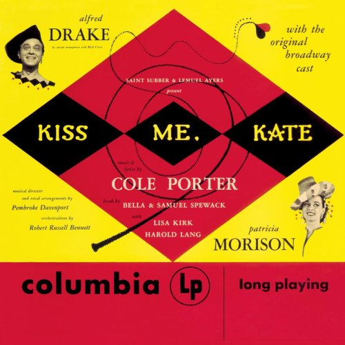 Cole Porter, Another Op'nin', Another Show (from Kiss Me, Kate), Piano, Vocal & Guitar (Right-Hand Melody)