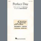 Download Colin Towns 'Perfect Day (Theme From The World Of Peter Rabbit And Friends) (arr. Daniel Brinsmead)' Printable PDF 10-page score for Concert / arranged 2-Part Choir SKU: 407579.