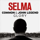 Download Common & John Legend 'Glory' Printable PDF 5-page score for Concert / arranged Easy Piano SKU: 183482.