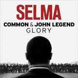 Download Common & John Legend 'Glory (from Selma) (arr. Eugene Rogers) - Violin 1' Printable PDF 2-page score for Pop / arranged Choir Instrumental Pak SKU: 411453.