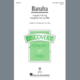 Download or print Congolese Folk Song Banaha (arr. Cristi Cary Miller) Sheet Music Printable PDF 15-page score for Concert / arranged 3-Part Treble Choir SKU: 430616.