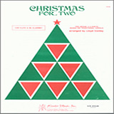 Download or print Conley Christmas for Two Sheet Music Printable PDF 22-page score for Christmas / arranged Brass Ensemble SKU: 124811.