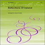 Download or print Conley Reflections Of Ireland - Full Score Sheet Music Printable PDF 10-page score for Classical / arranged Brass Ensemble SKU: 313806.