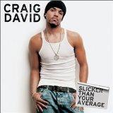 Download Craig David '2 Steps Back' Printable PDF 8-page score for Pop / arranged Piano, Vocal & Guitar SKU: 22242.