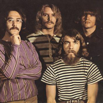 Creedence Clearwater Revival, Susie-Q, Piano, Vocal & Guitar (Right-Hand Melody)