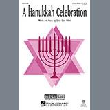 Download or print Cristi Cary Miller A Hanukkah Celebration Sheet Music Printable PDF 13-page score for Hanukkah / arranged 3-Part Treble Choir SKU: 88246.