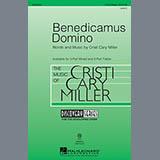 Download or print Cristi Cary Miller Benedicamus Domino Sheet Music Printable PDF 14-page score for Sacred / arranged 3-Part Treble Choir SKU: 82272.