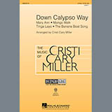 Download or print Cristi Cary Miller Down Calypso Way Sheet Music Printable PDF 10-page score for Concert / arranged 2-Part Choir SKU: 289415.
