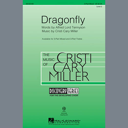 Easily Download Cristi Cary Miller Printable PDF piano music notes, guitar tabs for 3-Part Treble Choir. Transpose or transcribe this score in no time - Learn how to play song progression.
