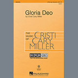 Download or print Cristi Cary Miller Gloria Deo Sheet Music Printable PDF 11-page score for Concert / arranged 2-Part Choir SKU: 97355.