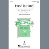 Download or print Cristi Cary Miller Hand In Hand Sheet Music Printable PDF 9-page score for Festival / arranged 2-Part Choir SKU: 152469.