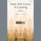 Download or print Cristi Cary Miller Here We Come A-Caroling Sheet Music Printable PDF 14-page score for Holiday / arranged 2-Part Choir SKU: 405175.