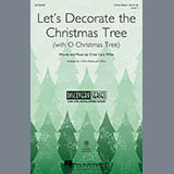 Download or print Cristi Cary Miller Let's Decorate The Christmas Tree Sheet Music Printable PDF 2-page score for Concert / arranged 2-Part Choir SKU: 152295.