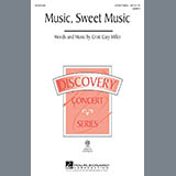 Download or print Cristi Cary Miller Music, Sweet Music Sheet Music Printable PDF 11-page score for Concert / arranged 3-Part Treble Choir SKU: 283975.