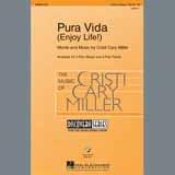 Download or print Cristi Cary Miller Pura Vida (Enjoy Life) Sheet Music Printable PDF 11-page score for Festival / arranged 3-Part Treble Choir SKU: 408643.