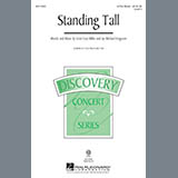 Download or print Cristi Cary Miller Standing Tall Sheet Music Printable PDF 9-page score for Concert / arranged 2-Part Choir SKU: 94649.