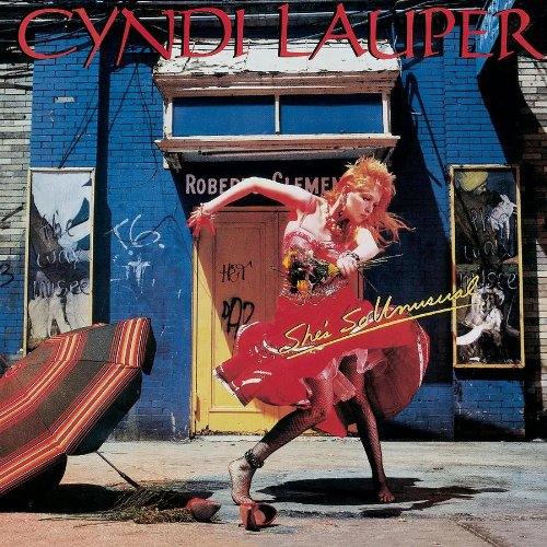 Easily Download Cyndi Lauper Printable PDF piano music notes, guitar tabs for Piano, Vocal & Guitar. Transpose or transcribe this score in no time - Learn how to play song progression.