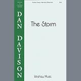 Download or print Dan Davidson The Storm Sheet Music Printable PDF 15-page score for Concert / arranged TBB Choir SKU: 424533.