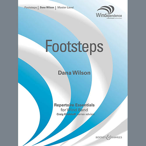 Easily Download Dana Wilson Printable PDF piano music notes, guitar tabs for Concert Band. Transpose or transcribe this score in no time - Learn how to play song progression.