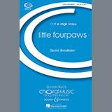 Download Daniel Brewbaker 'Little Four Paws' Printable PDF 7-page score for Contest / arranged SSA Choir SKU: 70468.