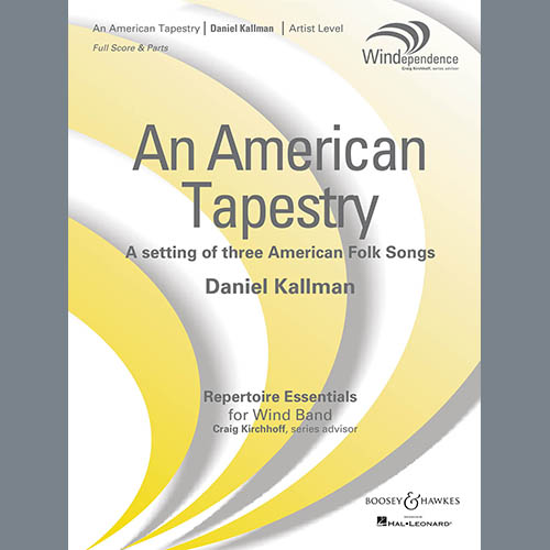 Easily Download Daniel Kallman Printable PDF piano music notes, guitar tabs for Concert Band. Transpose or transcribe this score in no time - Learn how to play song progression.
