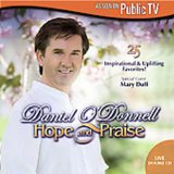 Download Daniel O'Donnell 'In The Garden' Printable PDF 3-page score for Gospel / arranged Piano, Vocal & Guitar (Right-Hand Melody) SKU: 17415.