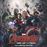 Download or print Danny Elfman Avengers Unite (from Avengers: Age of Ultron) Sheet Music Printable PDF 3-page score for Film/TV / arranged Piano Solo SKU: 161207.