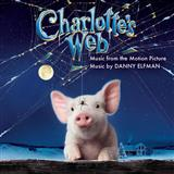 Download Danny Elfman 'Charlotte's Web Main Title' Printable PDF 3-page score for Classical / arranged Piano Solo SKU: 253366.