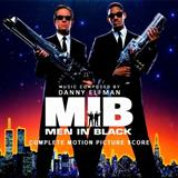 Download Danny Elfman 'M.I.B. Main Theme' Printable PDF 4-page score for Classical / arranged Piano Solo SKU: 253368.