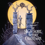 Download or print Danny Elfman Sally's Song (from The Nightmare Before Christmas) (arr. Phillip Keveren) Sheet Music Printable PDF 2-page score for Christmas / arranged Big Note Piano SKU: 456398.