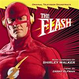 Download or print Danny Elfman Theme From The Flash Sheet Music Printable PDF 3-page score for Classical / arranged Piano Solo SKU: 253361.