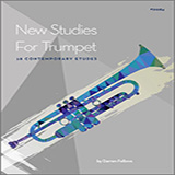 Download Darren Fellows 'New Studies For Trumpet, 28 Contemporary Etudes' Printable PDF 49-page score for Instructional / arranged Brass Solo SKU: 125070.