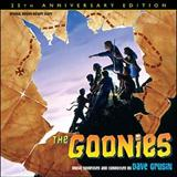 Download or print Dave Grusin The Goonies (Theme) Sheet Music Printable PDF 3-page score for Film/TV / arranged Piano Solo SKU: 120790.